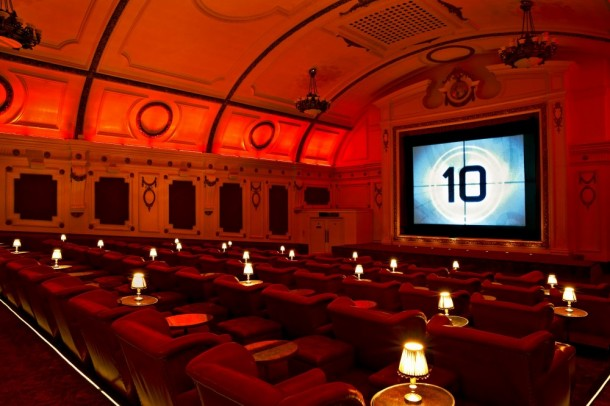Electric Cinema, Notting Hill