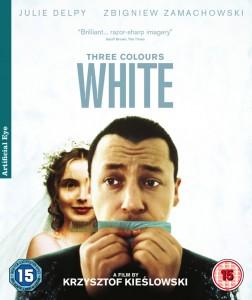 Three Colour White 2D Blu-ray copy