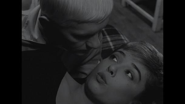 Innocent Sorcerers. 1960. Dir Andrzej Wajda. Kadr