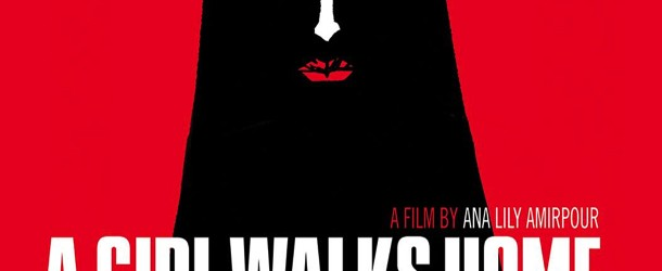 A Girl Walks Home Alone At Night (2014) | DVD Blu-ray release