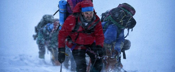 Everest (2015) | Home Ent release