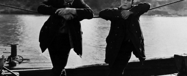 Steamboat Bill Jr (1928) | The Play House (1921) | Buster Keaton is back