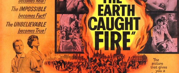 The Day the Earth Caught Fire (1961) | blu-ray release