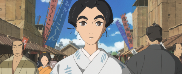Miss Hokusai (2015) | home ent release