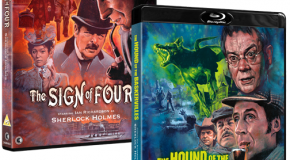 The Sign of Four | Hound of the Baskervilles | Blu-ray |Home Ent