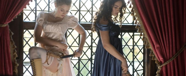 Pride and Prejudice Zombies (2016) | Home Ent release