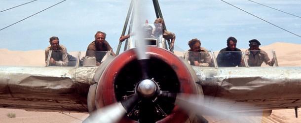 Flight of the Phoenix (1965) | Bluray dual format