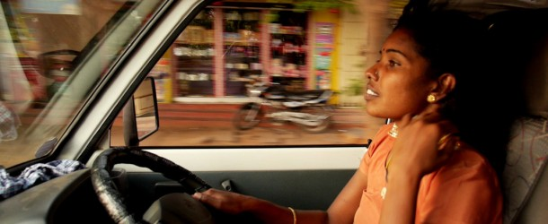 Driving with Selvi (2015)