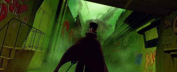 Metropolis (2001) | Eureka Bluray release