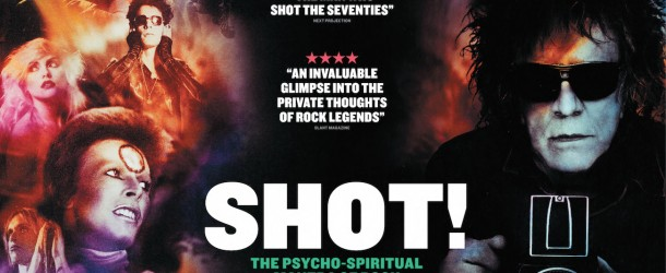 SHOT! The Psycho-Spiritual Mantra of Rock (2017)